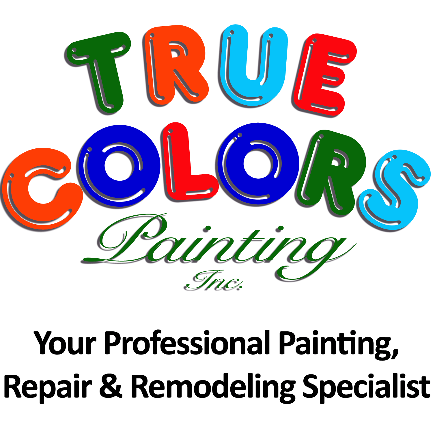 True Colors Painting RGV